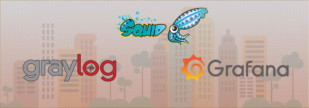 Graylog2: сбор логов из Squid3 и анализ ...
